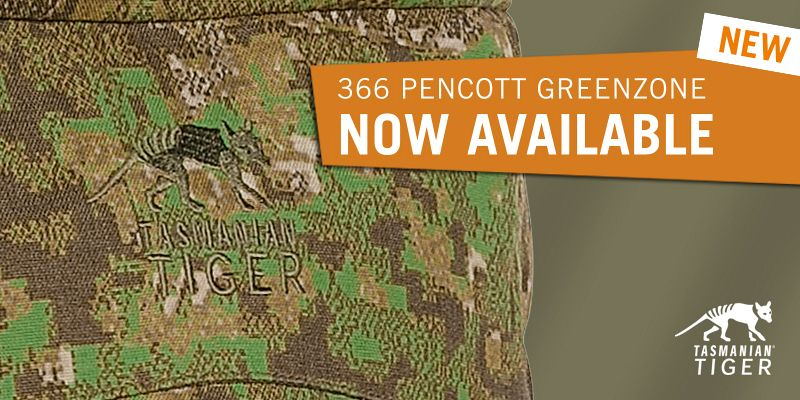 366 PENCOTT GREENZONE – NEW PATTERN