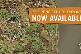 366 PENCOTT GREENZONE – NEW PATTERN