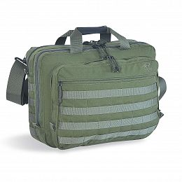 TT Document Bag (green)
